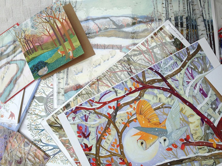 Melissa Launay prints and card