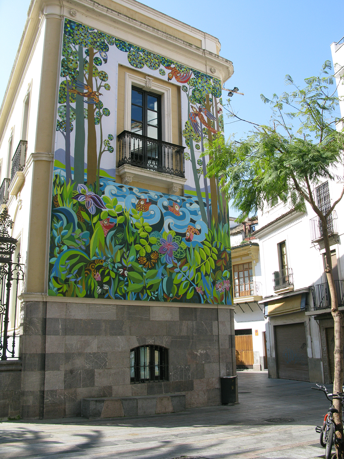 Murals and Windows